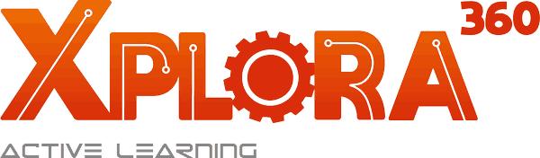 Xplora360 - LOGO - Active Leraning